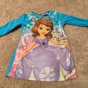 Toddler nightgown